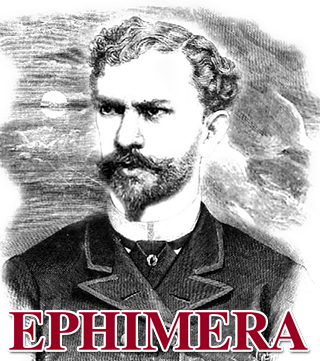 Pierre Blanchard hacia 1885. Tomado de un grabado de la época.